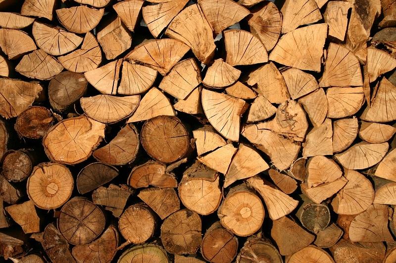Holzspalter mit 13t Kraft - Uniforest