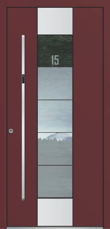Aluminium-Haustüren sind eine kluge Wahl